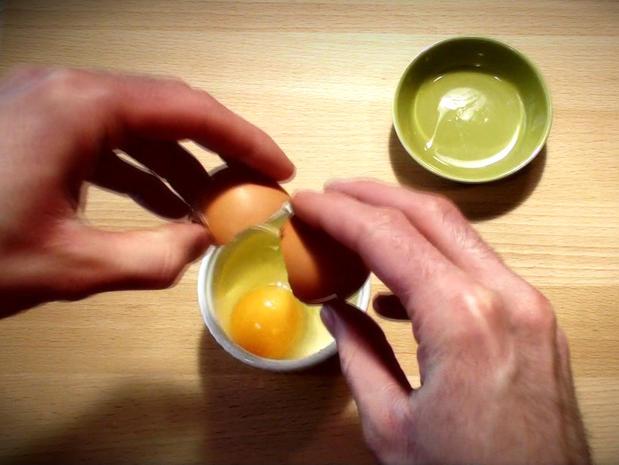 Cuire des œufs en cocotte