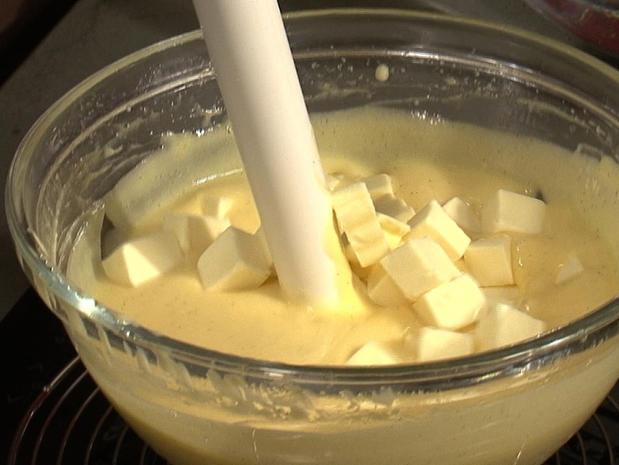 Monter une crème au beurre