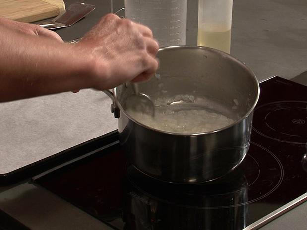 Cuire du riz gluant